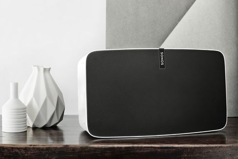 The new Play:5 is an upgraded version of Sonos's flagship speaker.