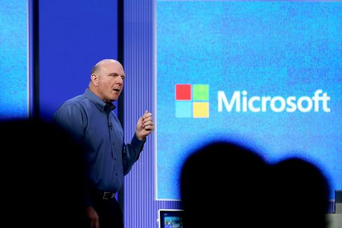 Microsoft Seen Boosting Dividend as CEO Exits Amid Push for Cash