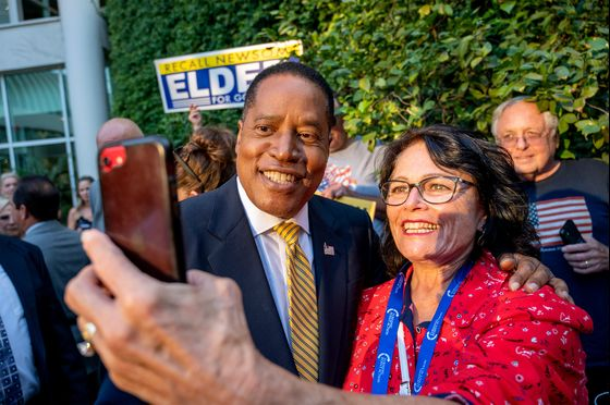 Larry Elder's California Recall Rise Has Even Republicans Uneasy