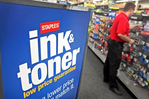 Staples Seen Reversing Romney Deal After Record Value
