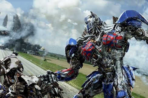 Transformers and the Age of Summer Blockbusters With Chinese Characteristics