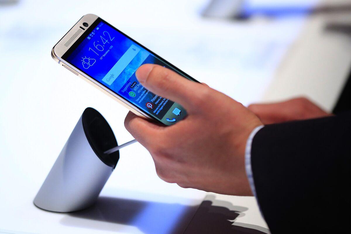 Image result for UPDATE 1-Smartphone maker HTC exploring strategic options - Bloomberg