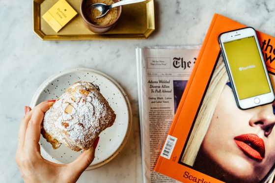 Dating App Bumble Will OpenIts First Café in New York in July