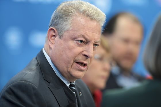 Al Gore Says the World Has Crossed a Threshold on Renewable Energy
