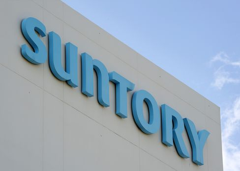 Nomura, Morgan Stanley Said to Be Lead Banks for Suntory IPO