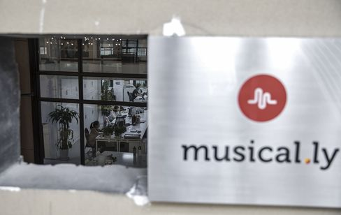 Soon after Musical.ly's debut in 2014, its creators shut down the Chinese-language version of the app to focus on the U.S.