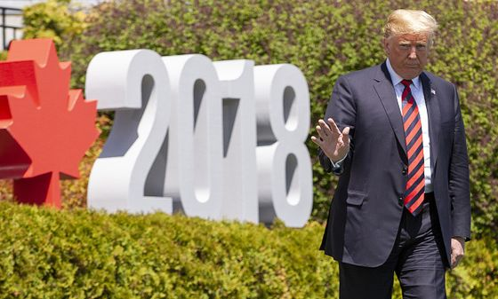 The G-7 Will Be a Seminar in Anger Management