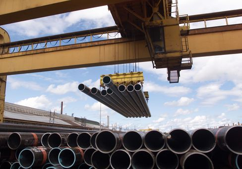 Chinese Steel Drill-Pipe Exporters to Face U.S. Duties