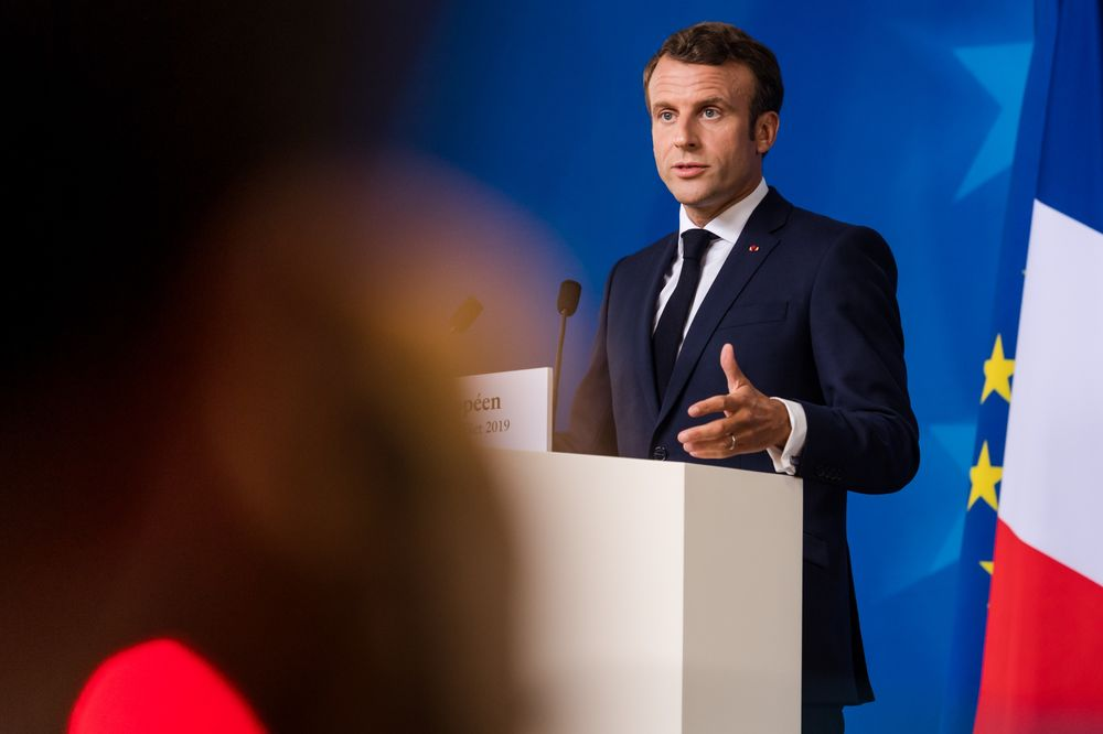 Macron S Age Target Sacrifice May Allow Pension Plan To Pass Bloomberg