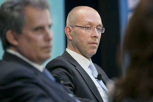 ECB Executive Board member Joerg Asmussen
