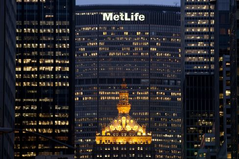 MetLife Says Bank May Face Fine as U.S. Probes Foreclosures