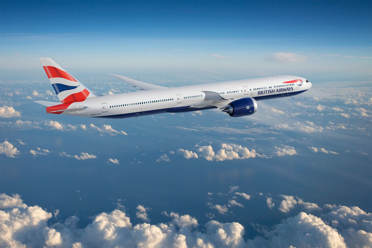 British Airways Chooses Boeing 777 to Replace 747s