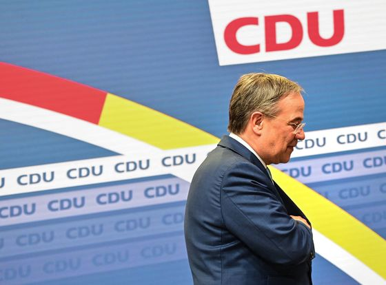 Merkel's Party Starts the Process of Finding Yet Another Leader