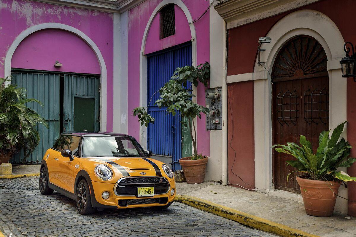 Puerto Rico Debut