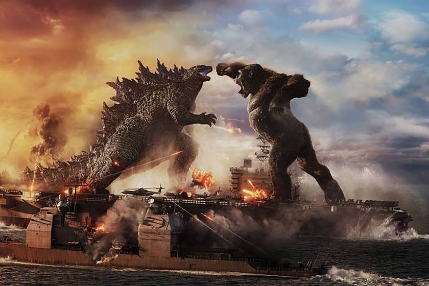 relates to 'Godzilla vs. Kong' Extends Warner Bros. Reign at Box Office