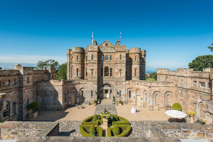 relates to A Scottish Castle in Perfect Condition Is On Sale for $9.7 Million