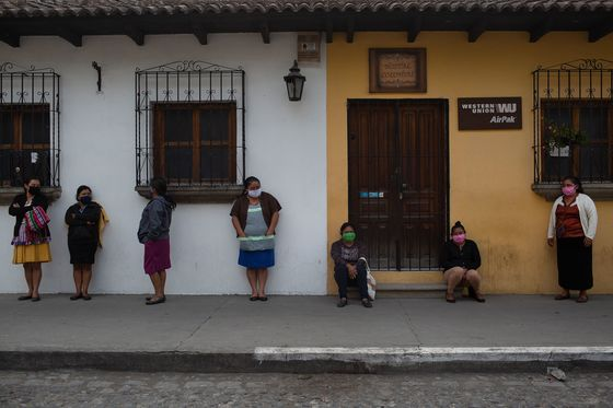 Central America Feels the Pain of  U.S. Layoffs and Lost Money Transfers
