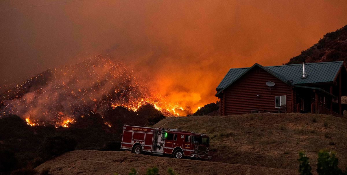 Millions in Fire-Ravaged California Risk Losing Home Insurance