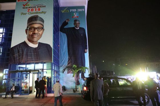 Buhari Triumphs in Nigeria Poll as Opposition Rejects Result