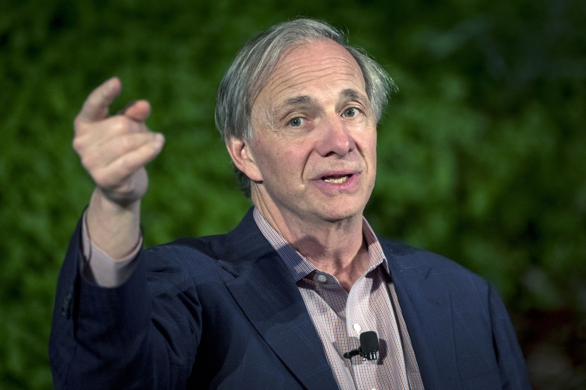 To Ray Dalio, $10 Million for China Is Pocket Change