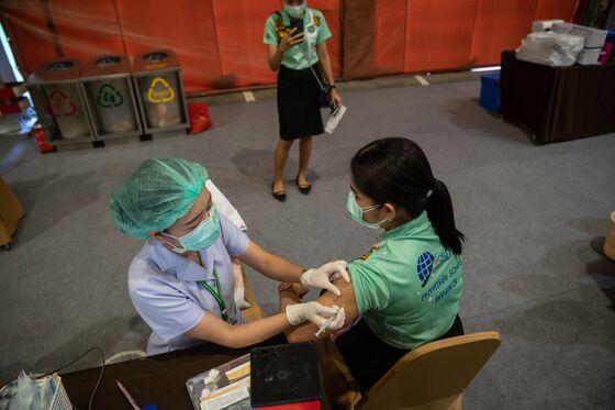 China Vaccine Diplomacy Wavers as Nations Seek Western Shots