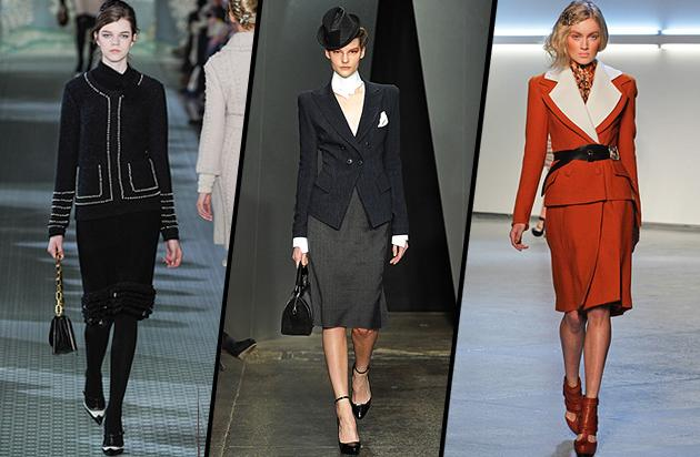 For the Executive - The Suit Actually Designed for Women