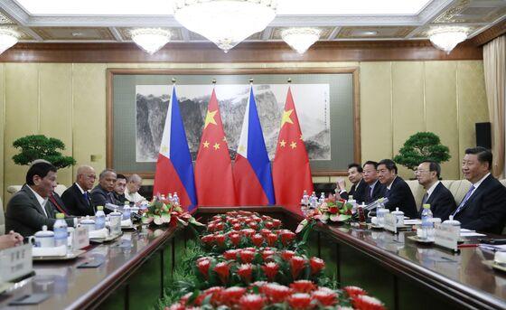 Xi, Duterte Fail to ReachAgreement on South China Sea Issues