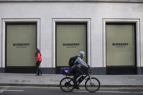 Burberry Closes Lone U.S. Warehouse After Workers Test Positive