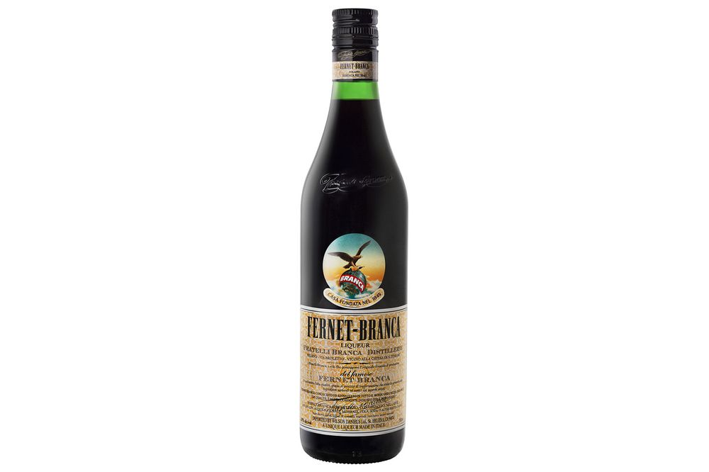 Fernet-Branca Is the Bitter Darling of the Cocktail World Now