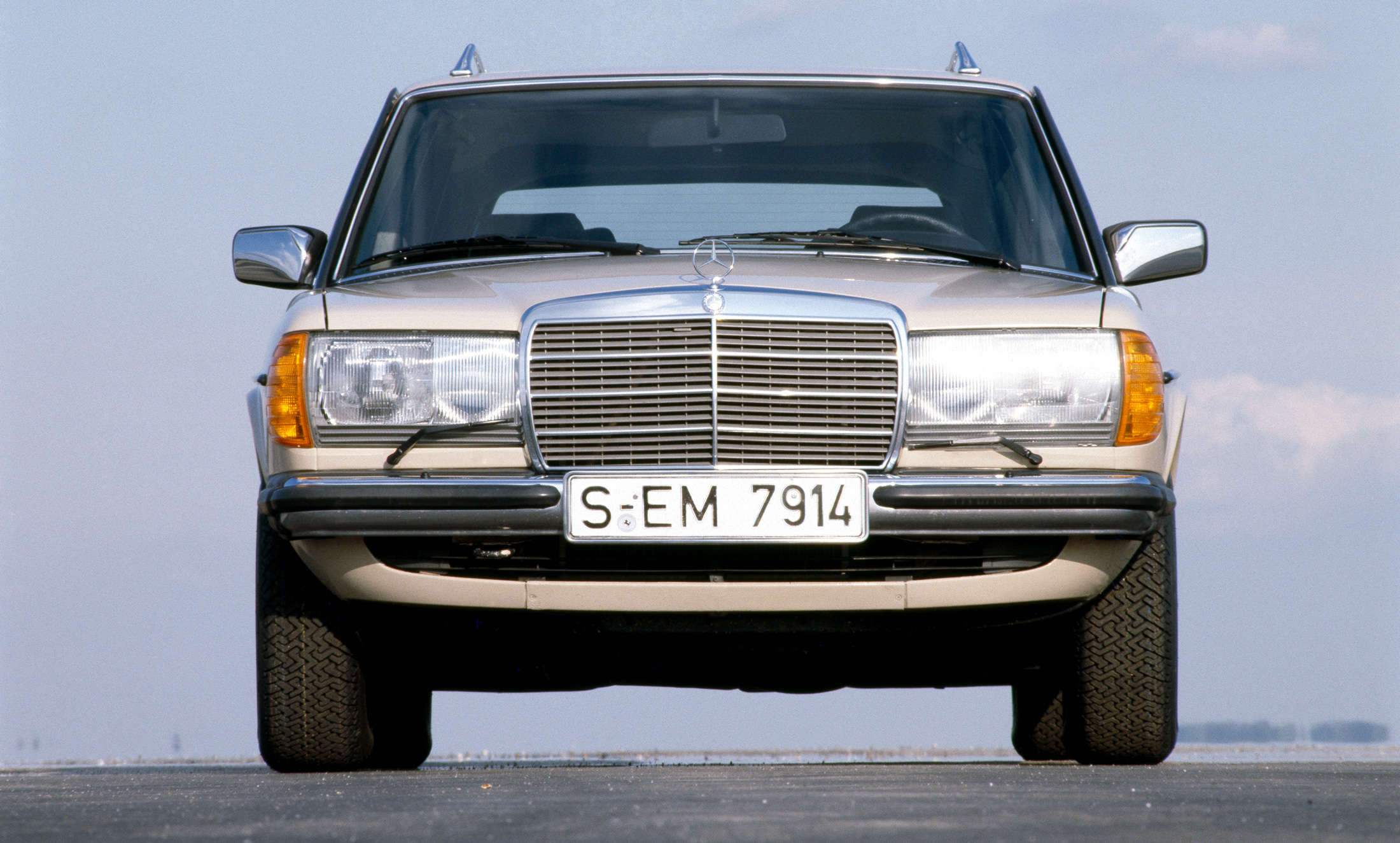 The Vintage Mercedes Station Wagon Is The Car That Will