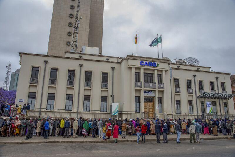 It's Deja Vu for Zimbabwe Pensioners as Savings Vanish Yet Again