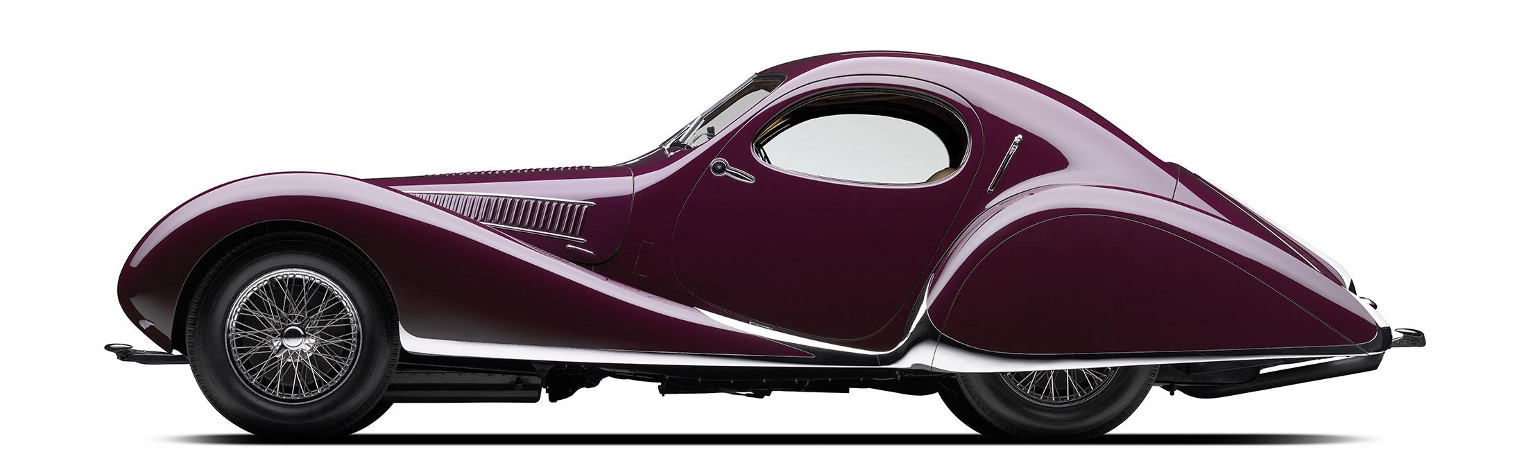 Best of the Best Award Winner: Peter Mullin\'s 1937 Talbot Lago ...