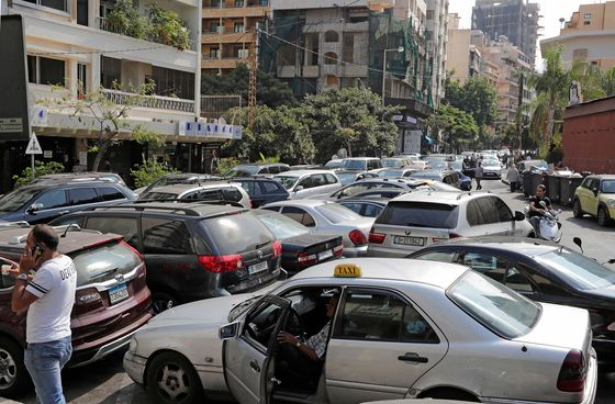 Lebanese Brace for Higher Fuel Prices as Government Cuts Subsidy