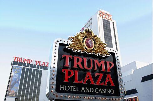 Trump Plaza Casino in Atlantic City