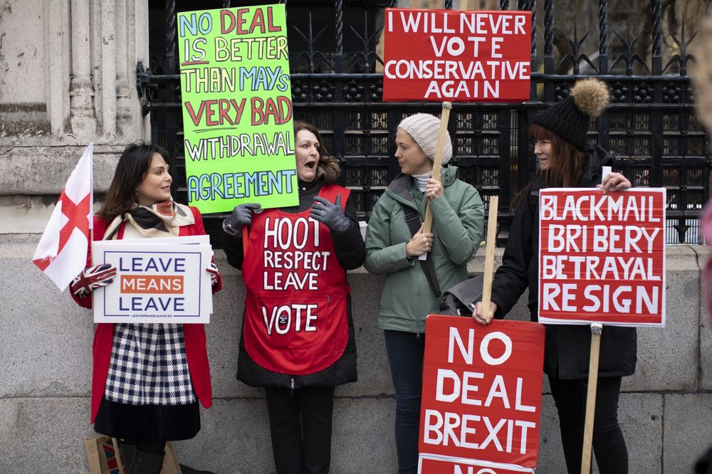 Two Big Brexit Myths Are Slayed at Last