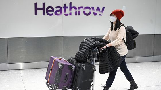 Heathrow Offers Pre-Departure Rapid Covid-19 Tests