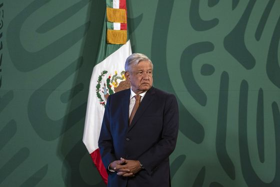 Mexico's Fuel Market Grip Is Poised to Tighten, Buoying AMLO