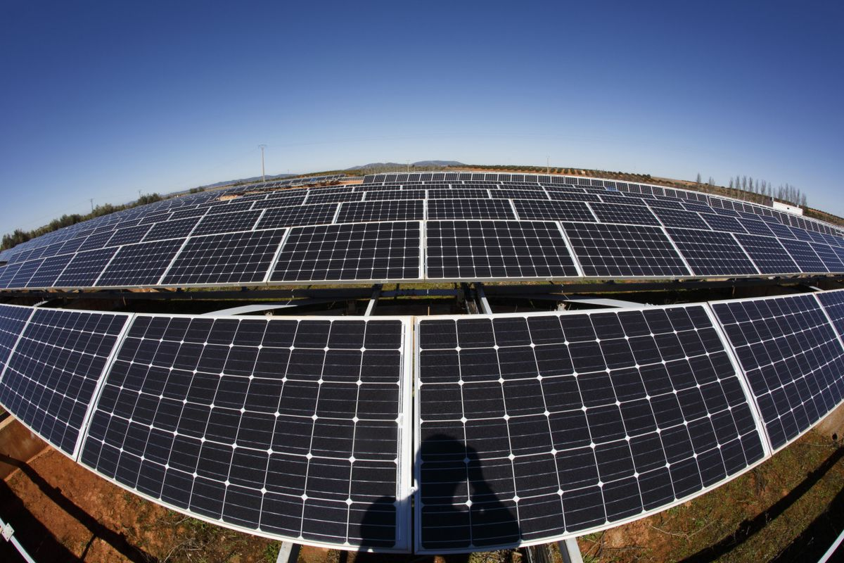 Europe's Largest Solar Plant Planned for Western Spain