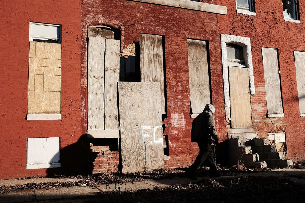 Black Poverty Is Rooted in Real-Estate Exploitation