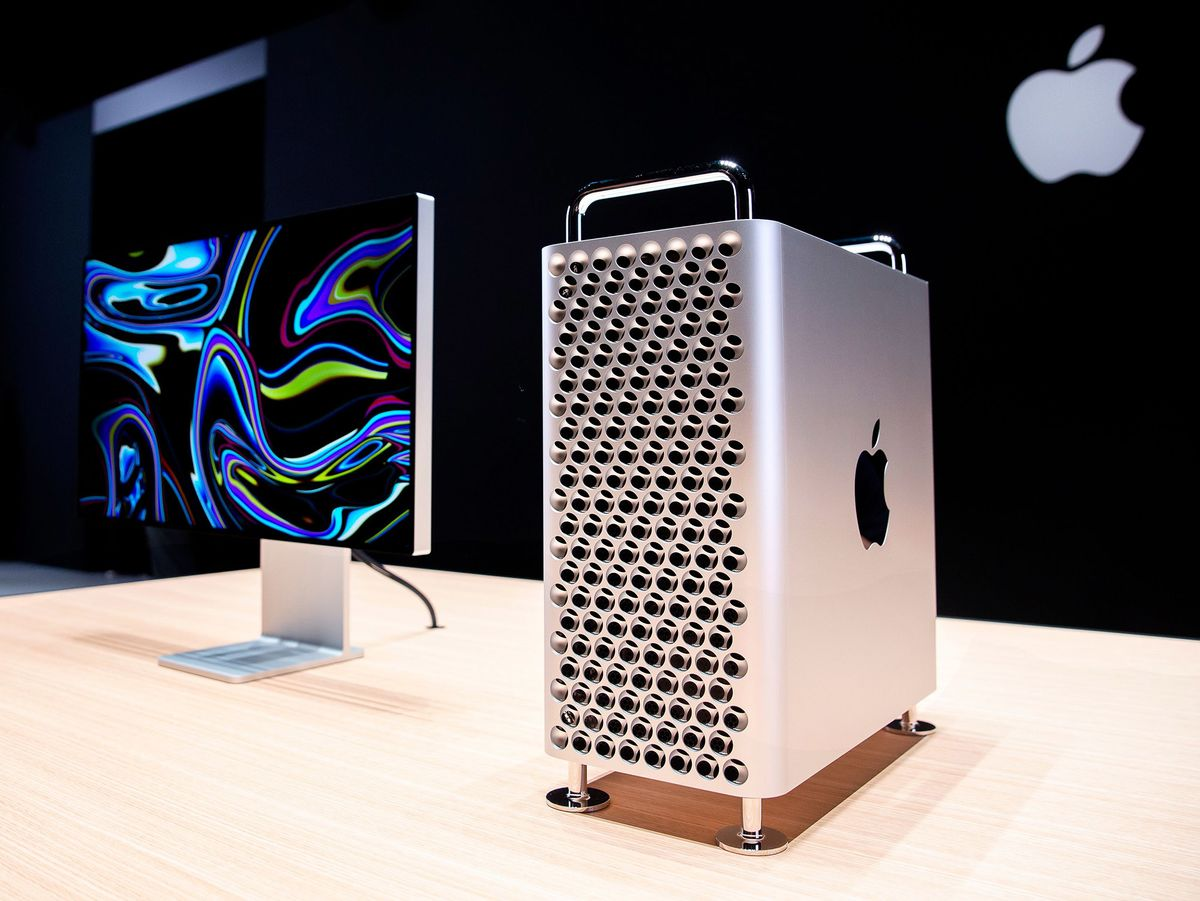 アップルの新型「Mac Pro」、ほぼフル装備で565万円 - Bloomberg