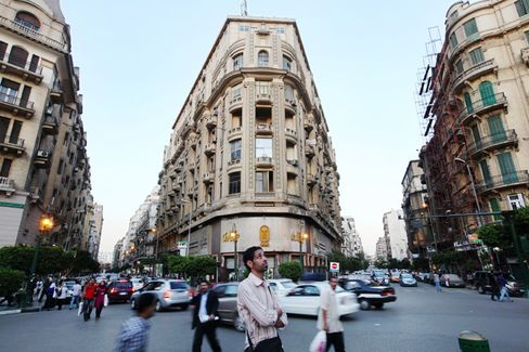 Egyptian Company Borrowing Drops to Two-Year Low