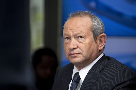 Billionaire Sawiris Joins Egypt's Gold Rush After Rules Relaxed
