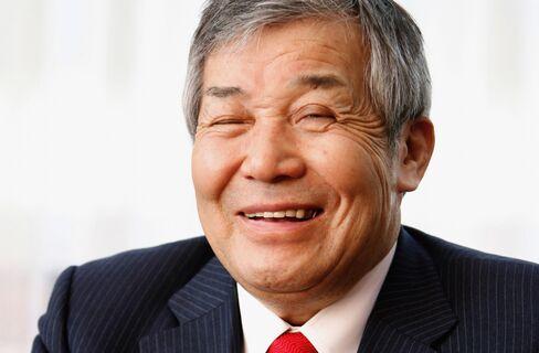 Ohsho President Takayuki Ohigashi