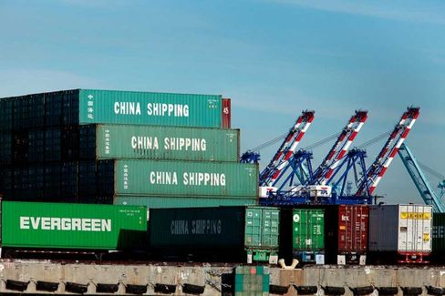 The U.S. Trade Deficit Shrinks???Except With China