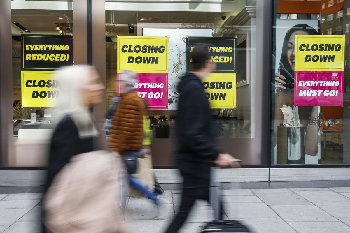 European Retailers Are Facing Challenges Beyond Economics