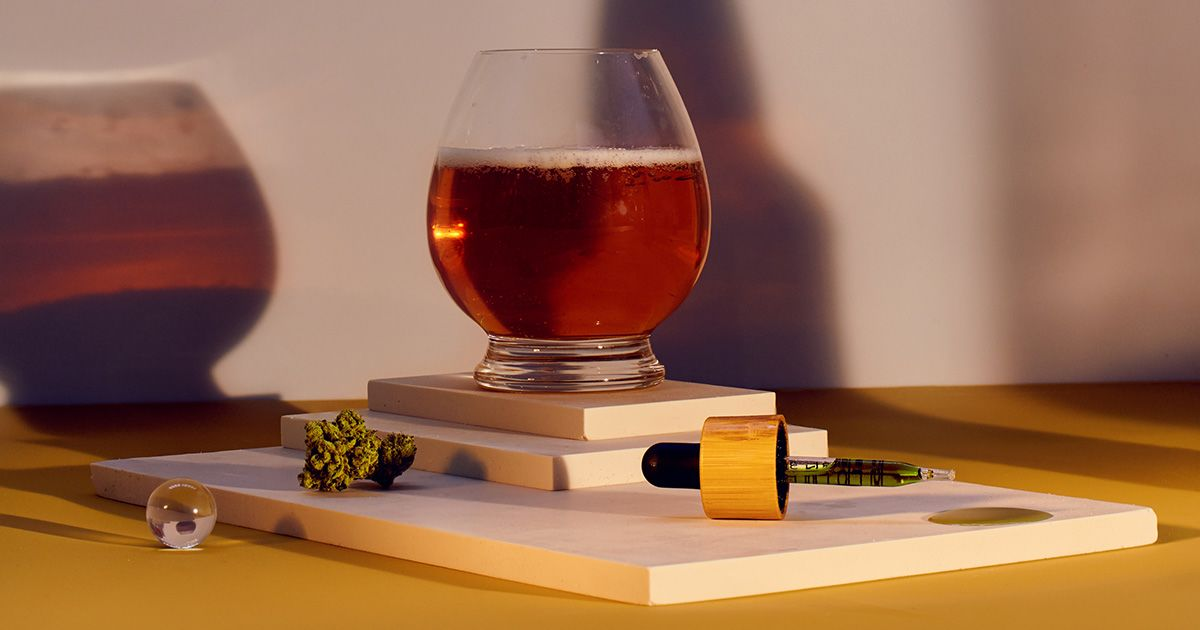 The Next Big Thing Is Weed Beer