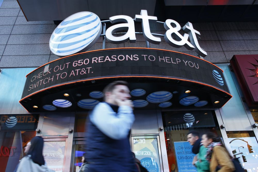 AT&T Redefines Messy as It Slogs Through Its Media Merger