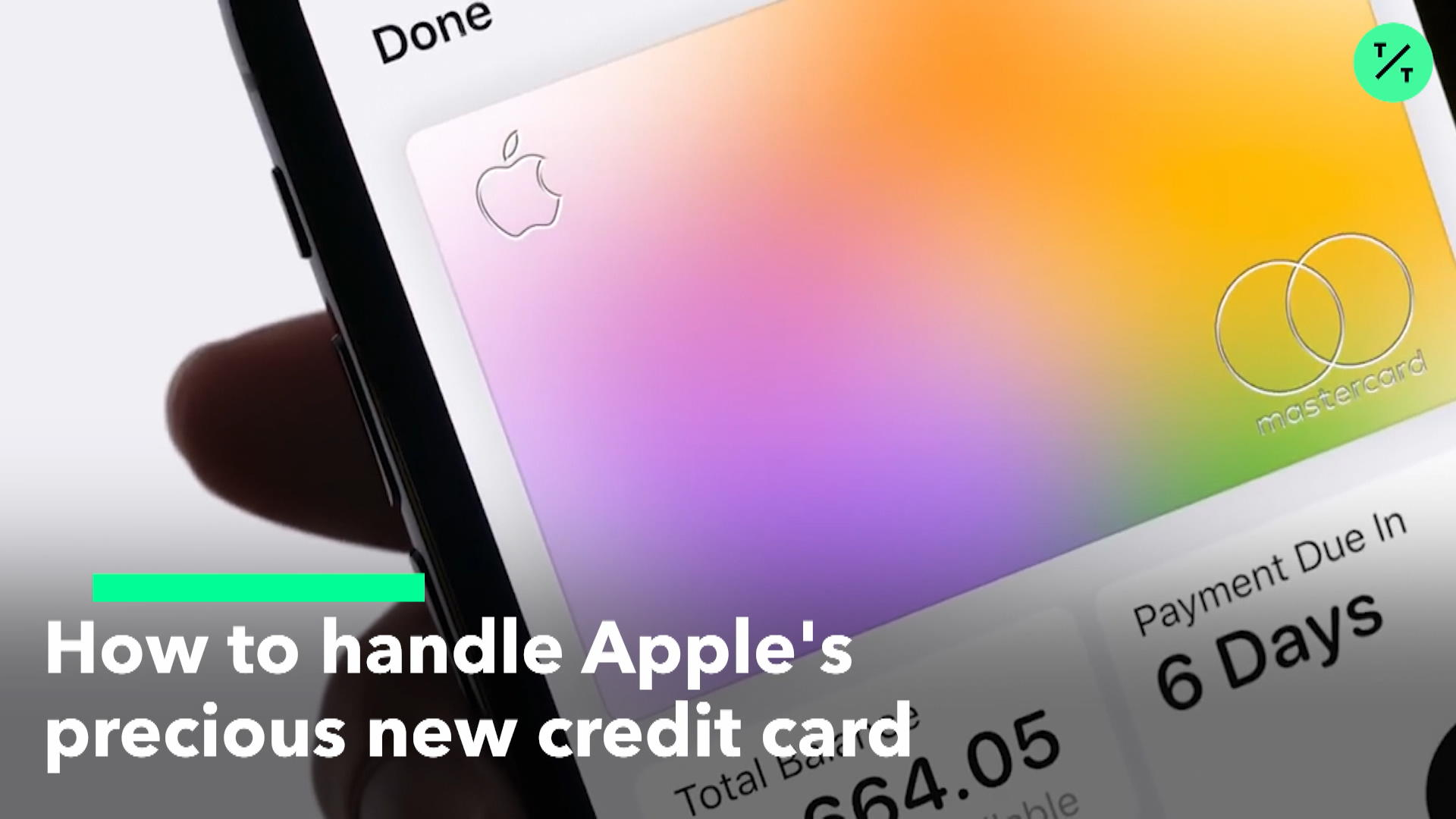 Apple Card Guidelines