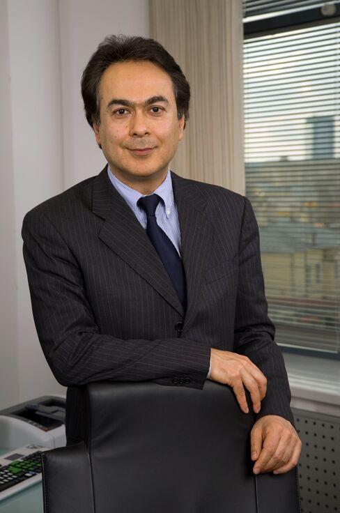 Billionaire Farhad Moshiri