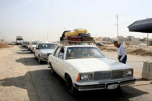 Iraq's Waterless Christians: The Campaign to Expel a Religion
